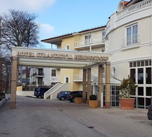 Hotel Einfahrt Hotel Travel Charme Strandidyll