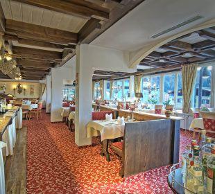Restaurant  Alpenhotel Fischer