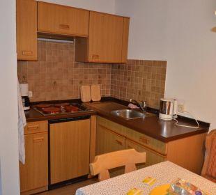 Keuken Ferienwohnung Heim