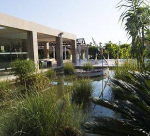 Neben der Lobby  allsun Hotel Eden Playa