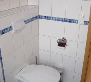 Bad / WC Ferienpark Bodetal