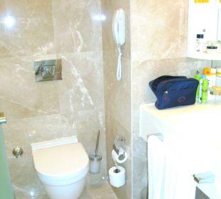 Toilette/Waschgelegenheit