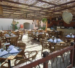 Strandrestaurant a la carte AI Sensimar Makadi Hotel