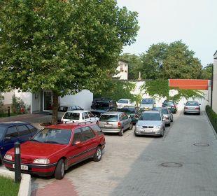 Parkplatz Strandhotel Alte Donau