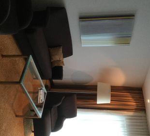 Wohnzimmer mit Sofa Hotel Dorint an der Messe Köln