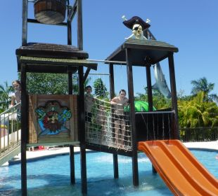 Pool Grand Riviera Princess All Suites & Spa Resort