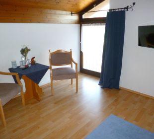 Blaues Zimmer Pension Haus Hochstein