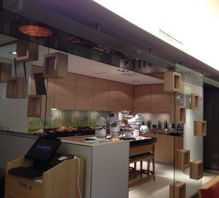 Buffet colazione Hotel Novotel Wien City