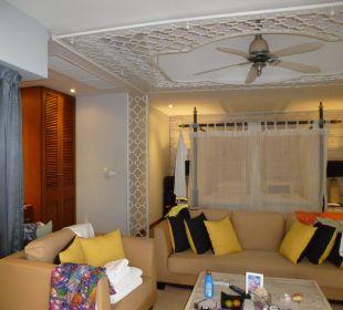 Poolvilla Schlafzimmer Hotel Dewa Phuket