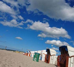 Strandkörbe Apartments Ferienpark Weissenhäuser Strand