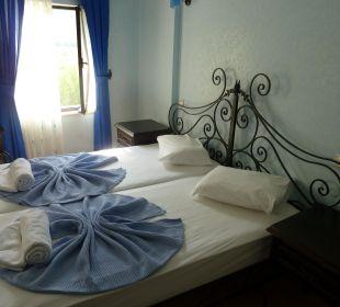 Unser schönes Zimmer (ein Teil davon zumindest) Hotel Anatolia Resort