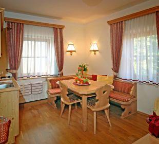 Unsere Küche vom Appartement Gasthaus Kramerwirt