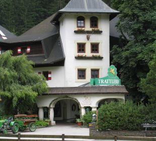 Entree Hotel Trattlerhof Hotel Trattlerhof