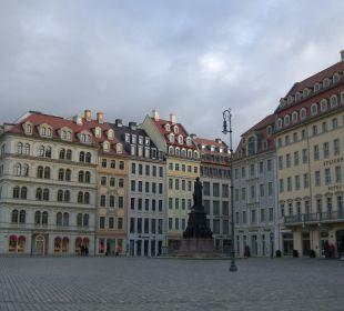 Ein beeindruckendes Hotel Steigenberger Hotel de Saxe