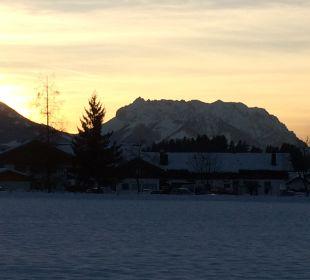 Ausblick Landhaus Franziskus