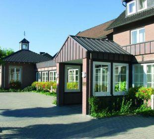 Aussenansicht AKZENT Hotel Wersetürm'ken