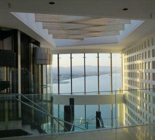 Lobby Hotel Lindos Blu