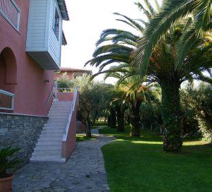 Ogród Hanioti Village Hotel