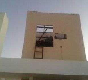 Da bekommt man Vertrauen zum Fahrstuhl... Hotel Shams Safaga