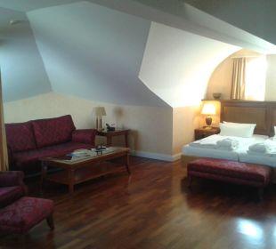 Das Bett und die Couch Vier Jahreszeiten Kühlungsborn -  Hotel