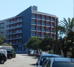 Außenansicht  Smartline Semiramis City Hotel