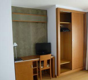 Zimmer 209 mit Schrank Nr. 1 lti fashion Garbi