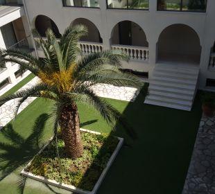 Gartenanlage MarBella Corfu Hotel