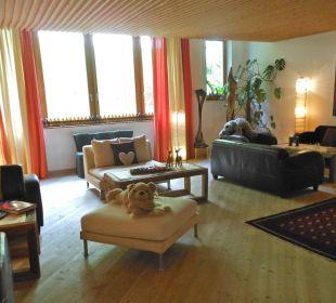 Sitzecke Hotel Bad Schörgau