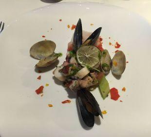 Vorspeise - köstlich Luxury DolceVita Resort Preidlhof