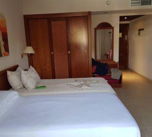 Zimmer Hotel Riu Garoe