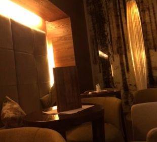 Barbereich Spa Hotel Zedern Klang