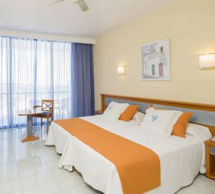 Meerblick Doppelzimmer  - (2K) Hotel Osiris