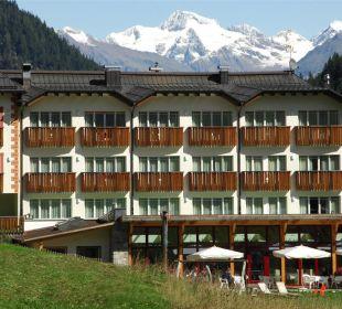 Bergsommer im Nationalpark Hotel Bella Vista