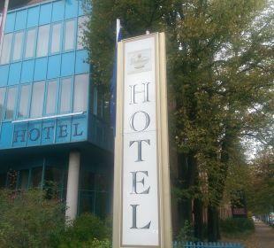 Hotel Haupteingang Comfort Hotel Weißensee