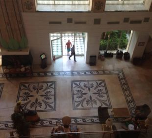 Eingangsbereich Hotel Horus Paradise Luxury Club