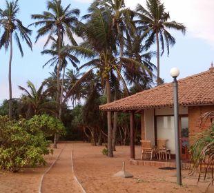 Bungalow na plaży  Hotel Ranweli Holiday Village