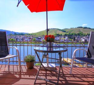 Aussicht Zimmer Hotel Weinhaus Mayer