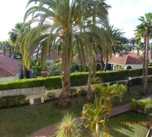 Blick vom Balkon IFA Catarina Hotel