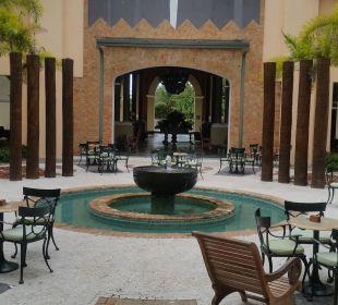 Blick auf die Mainbar IBEROSTAR Hotel Bahia
