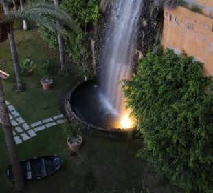 Gartenanlage Gloria Palace Amadores Thalasso & Hotel