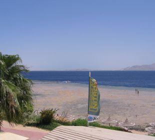 Widok na morze Melia Sharm Resort & Spa