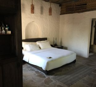 Schlafzimmer Six Senses Spa At Zighy Bay