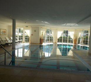 Pool Wohlfühlhotel Ortnerhof