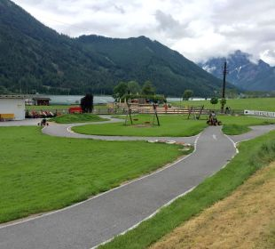 Kartbahn Rieser's Kinderhotel Buchau