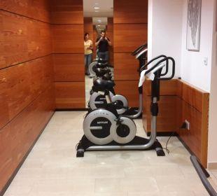 Sportraum  K+K Hotel George