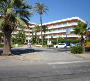 Hotel-Strand Weg Hotel JS Alcudi Mar