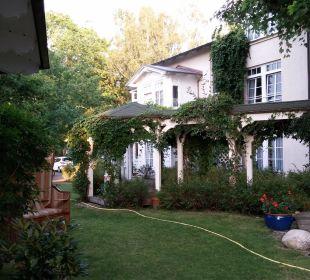 Schöner Garten Hotel Villa Granitz