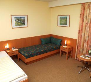 Doppelzimmer zur Einzelnutzung Ringhotel Paulsen