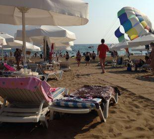 Sandstrand Horus Paradise Luxury Resort Club