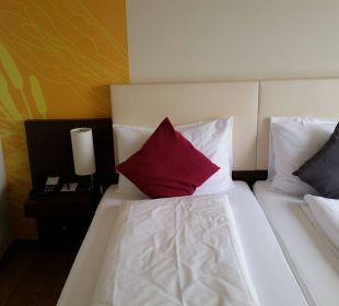 Bett Hotel Meierhof